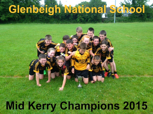 Mid Kerry Champions 2015