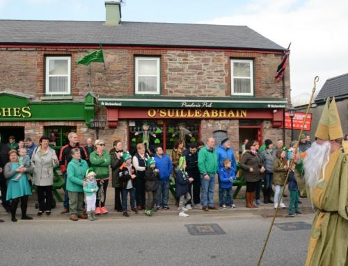 St. Patrick's Day 2106