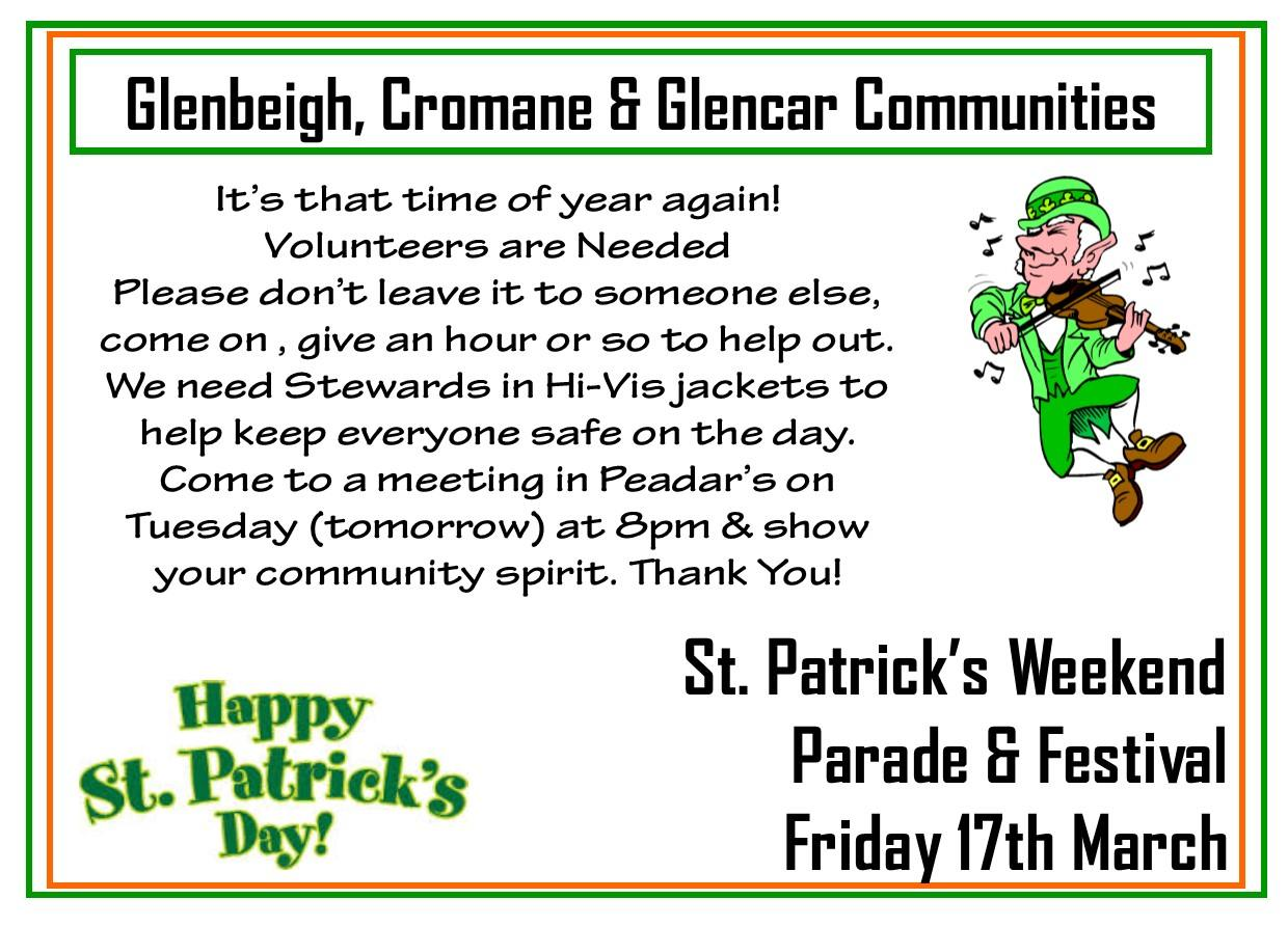 Paddy's Day Poster 2