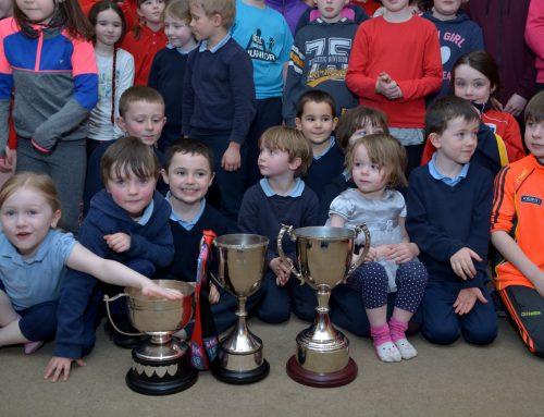 Glenbeigh/Glencar All Ireland Champions, Schools Tour