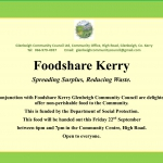 Foodshare notice
