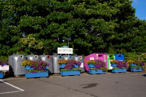 Maintaining the Bottle Banks