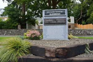 Railway monument