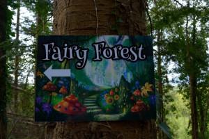 Development of Fairy Walk